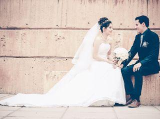 La boda de Alicia y Daniel 2