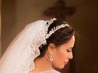 La boda de Silvia y Zahet 2