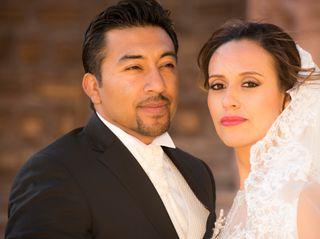 La boda de Silvia y Zahet