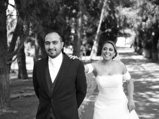 La boda de Amanda y Claudio