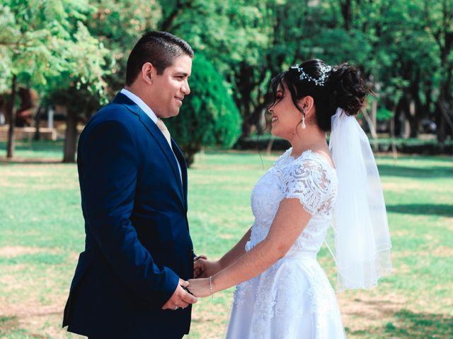 La boda de Veronica y David