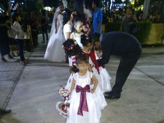 La boda de Yusbi y Oscar 2