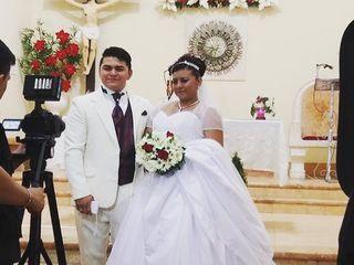 La boda de Yusbi y Oscar 3