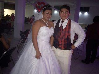 La boda de Yusbi y Oscar