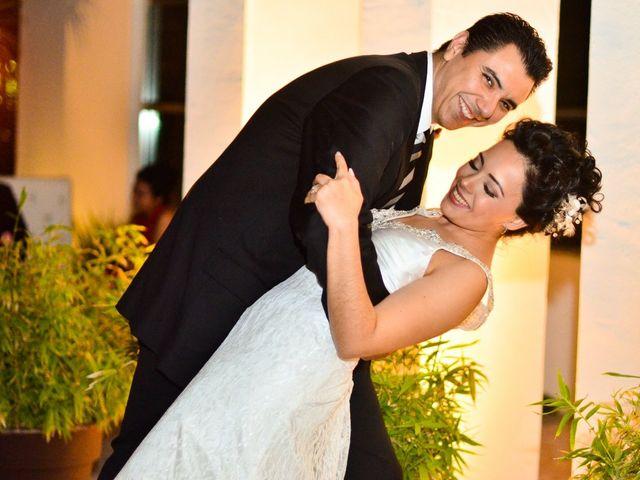 La boda de Nardaly y José Manuel