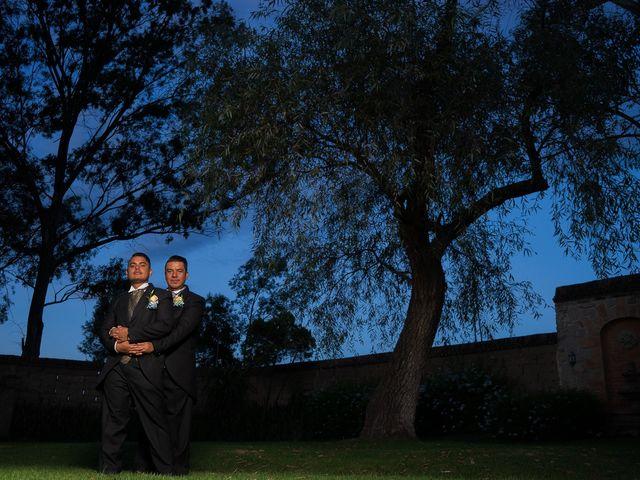 La boda de Luis y Fernando