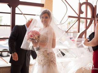 La boda de Karelia y Oswaldo 2