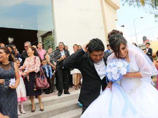 La boda de Maryli y Julio