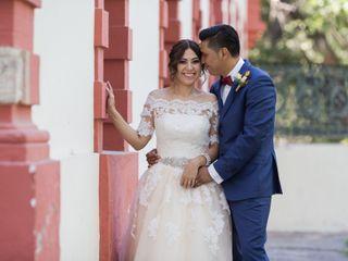 La boda de Estefania y Hugo 2