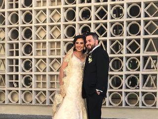La boda de Claudia y Hugo 1
