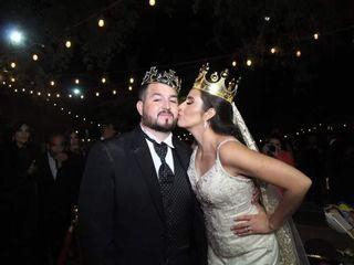 La boda de Claudia y Hugo