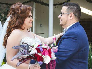 La boda de Paola y Carlos 1
