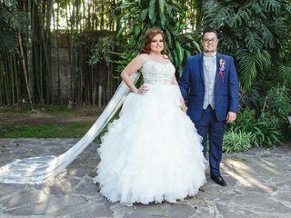 La boda de Paola y Carlos