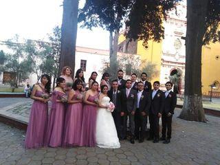 La boda de Vanessa y Rodrigo 1