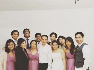 La boda de Vanessa y Rodrigo 2