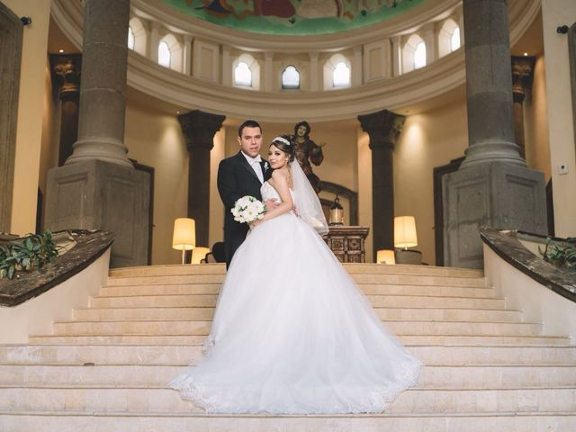 La boda de Diana  y Gerardo