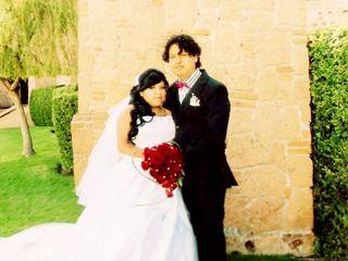 La boda de Teresa de Jesús y Rodrigo