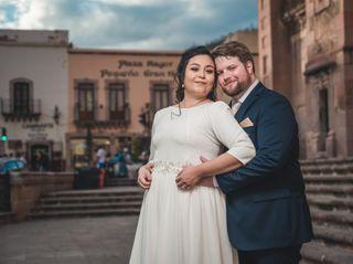 La boda de Brianda y Tom