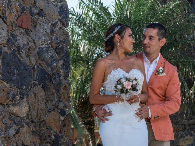La boda de Mariela y Carlos