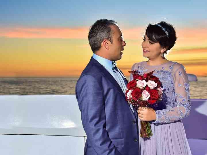 La boda de Yolitzi y Tomás