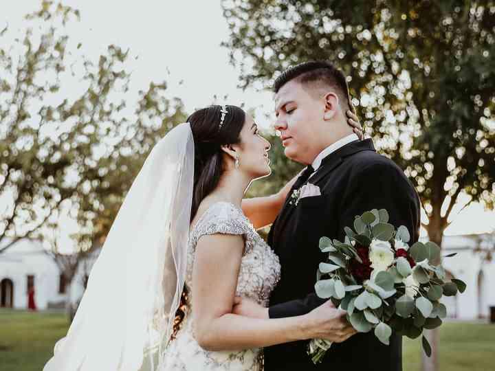La boda de Monica y Fernando