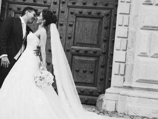La boda de Alejandra y Caín