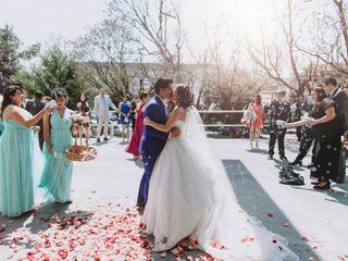 La boda de Jessica y Gabriel