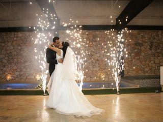 La boda de Sofía y Edgar