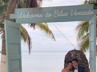 La boda de Kelly  y Camilo 1
