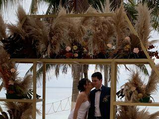 La boda de Kelly  y Camilo
