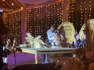 La boda de Kelly  y Camilo 3