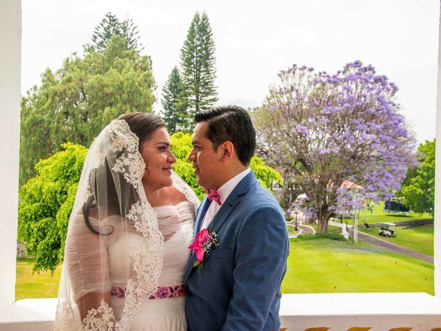 La boda de Yaz y Efren