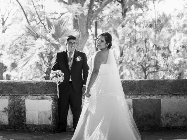La boda de Kary y Bernardo