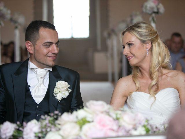 La boda de Azra y Antonio