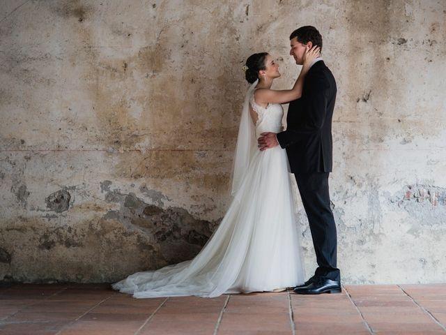 La boda de Adriana y Christopher