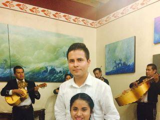 La boda de Nadia López y Edgar Meza 2