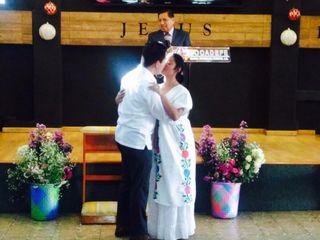 La boda de Nadia López y Edgar Meza 3