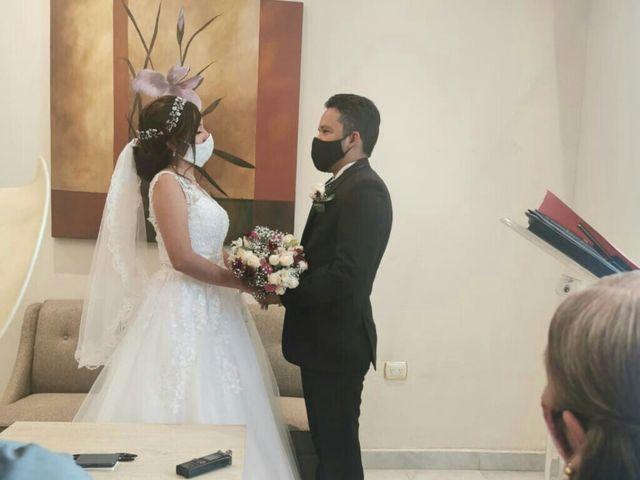La boda de Manuel y Karen