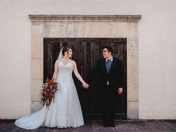 La boda de Adrienne y Ricardo