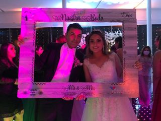 La boda de Norma Liliana  y Roberto  3