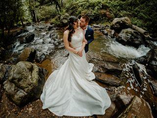 La boda de Daniela y Joaquin