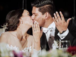 La boda de Valeria y Isaí  2