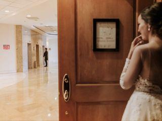 La boda de Valeria y Isaí  3
