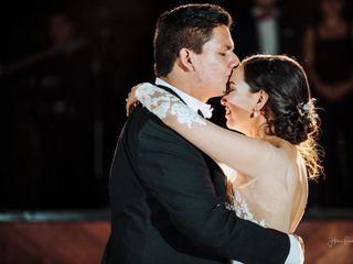 La boda de Valeria y Isaí