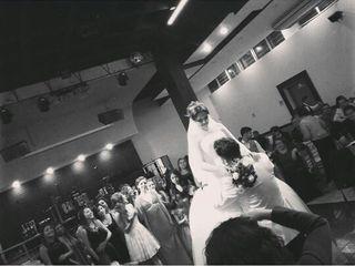 La boda de Anahí y Christopher 1