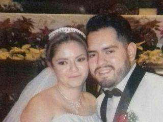 La boda de Anahí y Christopher