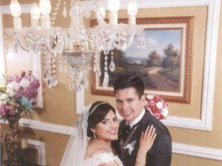 La boda de Madai y Daniel 1