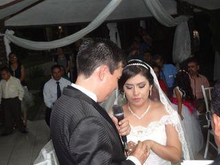 La boda de Madai y Daniel 3