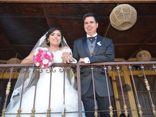 La boda de Madai y Daniel
