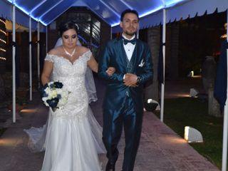 La boda de Lycsi y Manuel  2